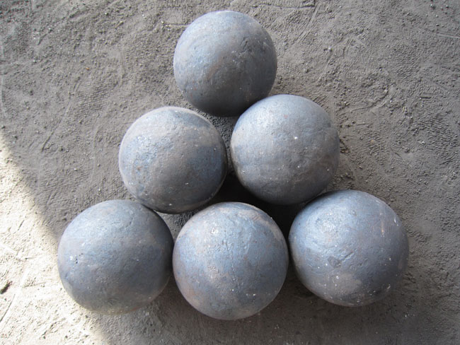 The Bema complex forging ball4